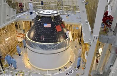 USA NASA SPACE ORION