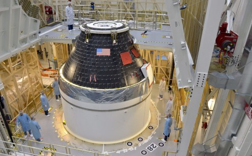 USA NASA SPACE ORION