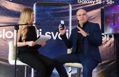 2 BH promocija nove Samsungove perjanice S8 i S8+u Banja Luci